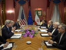 """המו""""מ עם אירן על הסכם הגרעין [צילום: AP]"""