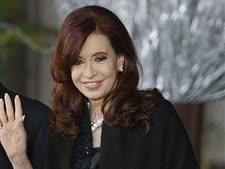 נשיאת ארגנטינה משעבדת את כלכלת ארצה למדינות זרות לשנים רבות  [צילום: AP]