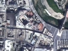חלב, סוריה היום [צילום: גוגל מפות]