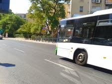 אוטובוסים יצאו לדרך לפני שיצאה השבת