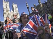 לונדון עמוסה בתיירים [צילום: AP]