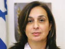 השופטת אירית מני-גור [צילום: בוצ´צ´ו]
