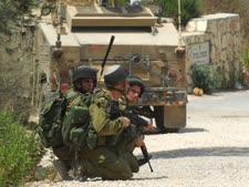 חששות בגבול לבנון [צילום: פלאש 90]