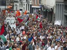 הפגנה נגד ישראל בבלגיה. לא הכל תלוי באנטישמיות  [צילום: פלאש 90]