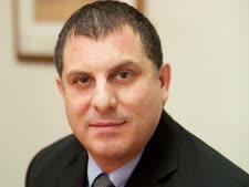 """דובי רקיע, מנכ""""ל מלון דן אכדיה הרצליה [צילום: יח""""צ]"""