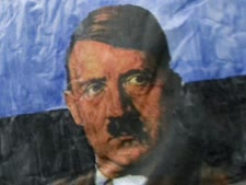 היטלר. בעצם אהב יהודים... [צילום: AP]