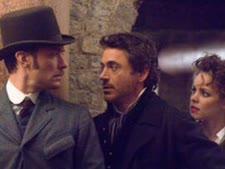 """""""שרלוק הולמס 2"""": המרחק בין אנגליה להוליווד"""