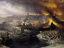 חורבן ירושלים. הנהגה של 'מה יגידו'