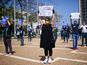 """מחאת העצמאים בת""""א [צילום: תומר נויברג/פלאש 90]"""