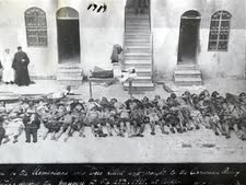 הטבח בארמנים באלפו [צילום: AP]