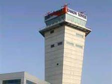 """מגדל פיקוח בנתב""""ג [צילום: אתר רשות שדות התעופה]"""