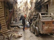 דאעש מחליף את אסד [צילום: AP Photo/SANA]
