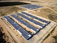 כחמישית מכלל ייצור החשמל בישראל [צילום: אלון לויטה]