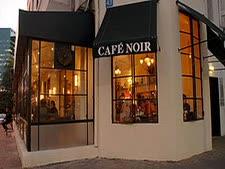 קפה נואר: אוכל מצוין, השרות גרוע