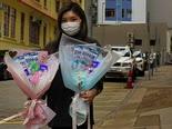 יום ולנטיין, הונג-קונג [צילום: וינסנט יו, AP]