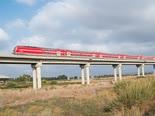 עומס בקו לירושלים [צילום: רכבת ישראל]
