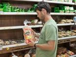בלחם בריא יש לפחות 80% דגנים מלאים [צילום: נועם מוסקוביץ'/פלאש 90]