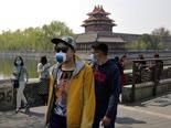 מבקרים השבוע בעיר האסורה[צילום: אנדי וונג, AP]