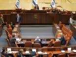 מליאת הכנסת. 66 תמכו, 42 התנגדו [צילום: דוברות הכנסת - שמוליק גרוסמן]