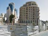 המגרש בירושלים, סמוך לפרויקט של אליהו [צילום: גוגל סטריט וויו]