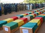 קורבנות טרור, מאלי, נובמבר 2019 [צילום: AP]