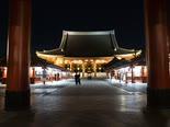 מדקש סנסוג'י, טוקיו. מבקרים כרגיל [צילום: ג'יי הונג, AP]