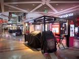 חנויות סגורות במשבר הקורונה [צילום: מרים אלסטר/פלאש 90]
