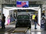 מפעל פורד בשיקגו [צילום: עמר אלפיקי, AP]