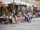 רומא, 22 במאי [צילום: אנדרו מדיצי'ני, AP]