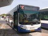 אוטובוס של דן [צילום: אברהם שטרן]