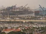 נמל לוס אנג'לס [צילום: דאמיין דוברגאנס, AP]