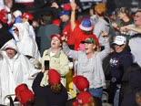 תומכי טראמפ בעצרת בפנסילבניה [צילום: סטיב רוארק, AP]
