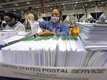 הכנת מעטפות הצבעה בטקסס [צילום: דייוויד פיליפ, AP]