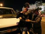 """שוטרי מג""""ב במעצר במזרח ירושלים  [צילום: ג'מאל עוואד/פלאש 90]"""