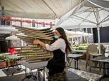 מסעדה בירושלים [צילום: יונתן זינדל/פלאש 90]