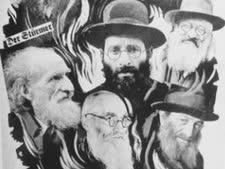 """גיליון של העיתון הנאצי האנטישמי """"דר-שטירמר"""""""