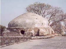 קברו של השייח' ראיד סלאמה