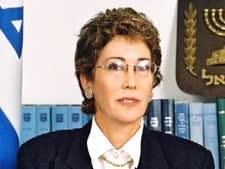 השופטת ריבה ניב [צילום: הרשות השופטת]