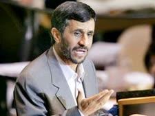 """אחמדינג'אד בעצרת האו""""ם [AP]"""