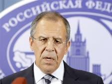 שר החוץ הרוסי, סרגיי לברוב [צילום: AP]