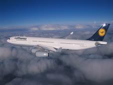 שתי טיסות יומיות במטוסים גדולים [צילום: אתר לופטהאנזה]