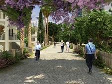 הדמיית פארק גני שרונה