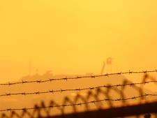 הגבול הלבנוני באיזור קיבוץ מנרה [צילום: פלאש 90]