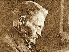 """אליעזר בן יהודה [צילום: לע""""מ]"""