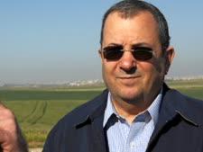 אהוד ברק, ויתר על הגז [צילום: פלאש 90]