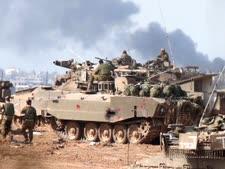"""כוחות צה""""ל ממשיכים בינתיים בפעילות [צילום: פלאש 90]"""
