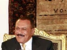 נשיא תימן, עלי עבדאללה סאלח [צילום: AP]