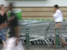 הרעה באווירת הקניות [צילום: AP]