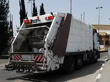 אחריות במשאית [צילום: פלאש 90]