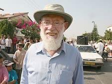 הרב משה לוינגר [צילום: פלאש 90]